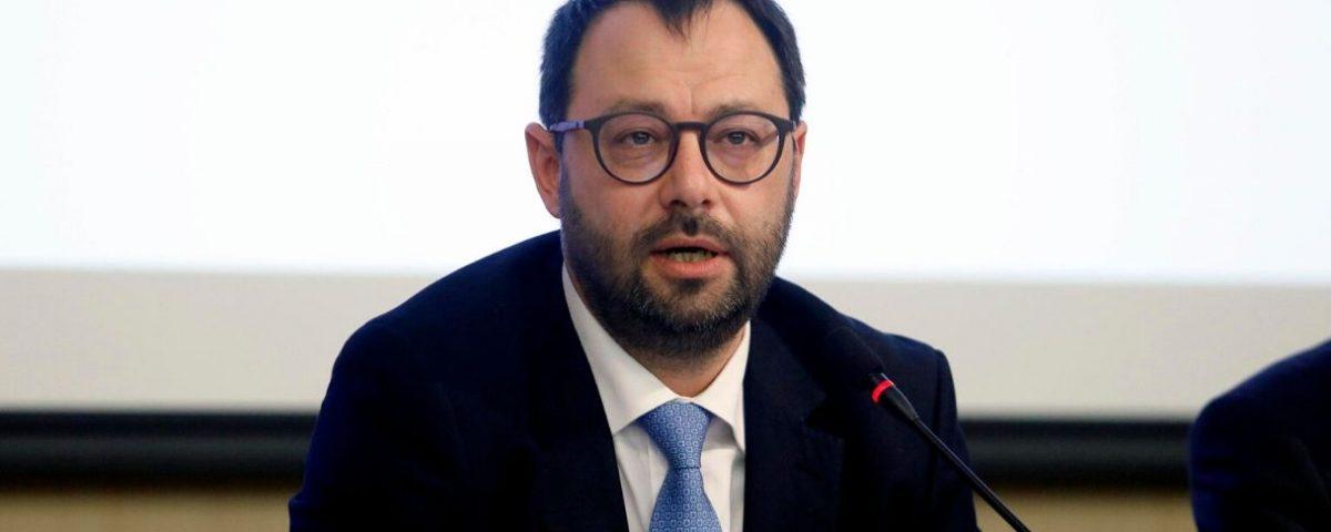 Stefano Patuanelli - Ministro dello Sviluppo Economico